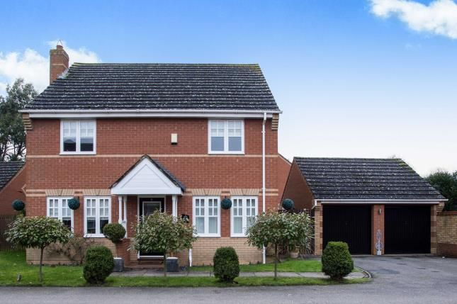 Thumbnail Detached house for sale in Low Side, Upwell, Wisbech