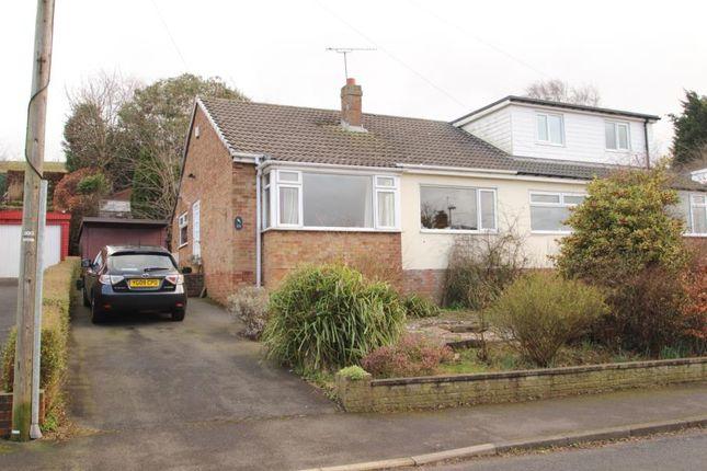 2 bed bungalow to rent in Banksfield Crescent, Yeadon, Leeds LS19