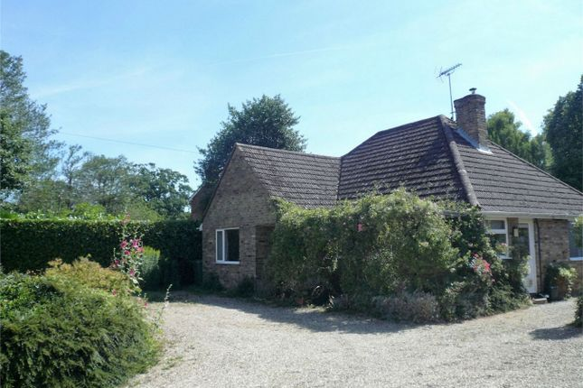 Thumbnail Detached bungalow for sale in Highmoor Cross, Henley-On-Thames