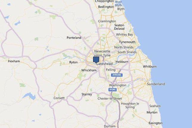 Property Map of 16 Riverside Studios Amethyst Road, Newcastle Business Park, Newcastle Upon Tyne, Tyne & Wear NE4