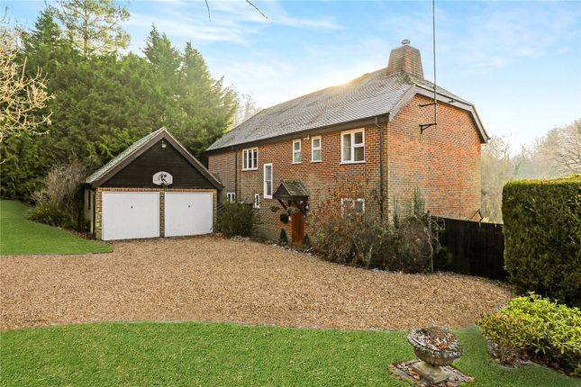 Thumbnail Detached house for sale in Brooklands Farm Close, Fordcombe, Tunbridge Wells, Kent