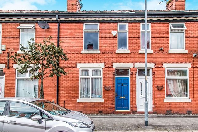 Thumbnail Terraced house for sale in Carlton Avenue, Rusholme, Manchester