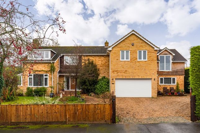 Thumbnail Detached house for sale in Meadow Court, Whiteparish, Salisbury