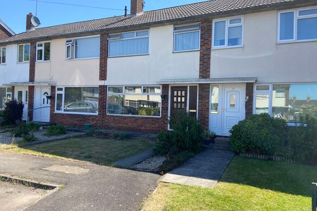 Thumbnail Terraced house to rent in Winston Close, Taunton