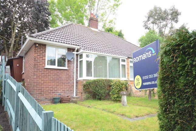 Thumbnail Bungalow to rent in Wellington Gardens, Cambridge Road, Aldershot