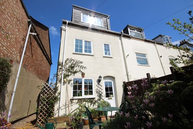 Thumbnail Town house to rent in Union Place, Tewkesbury