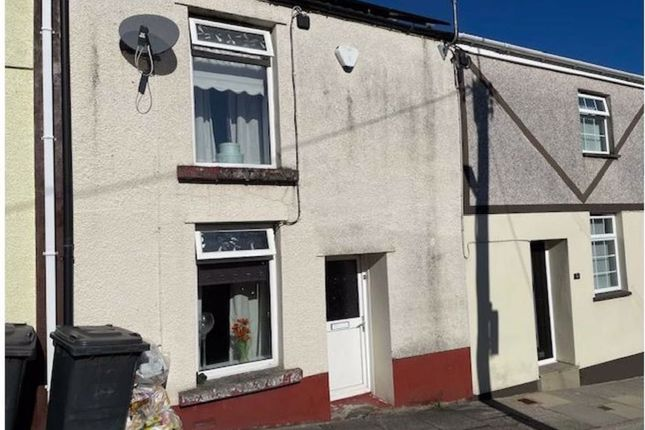 Thumbnail Mews house for sale in Mount Pleasant Place, Mountain Ash