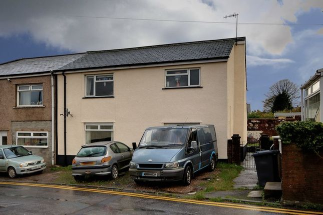 Thumbnail Flat for sale in Cemetery Road, Brynmawr, Ebbw Vale