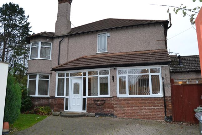 Thumbnail Semi-detached house for sale in Gayton Avenue, Bebington, Wirral