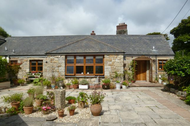 Thumbnail Semi-detached house for sale in Tremethick Cross, Penzance