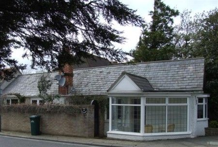 Thumbnail Detached bungalow to rent in The Spinney, Hove