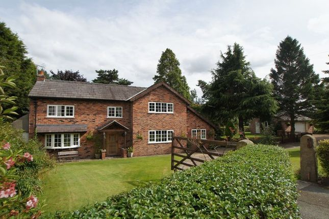 Thumbnail Property for sale in Wall Hill, Congleton