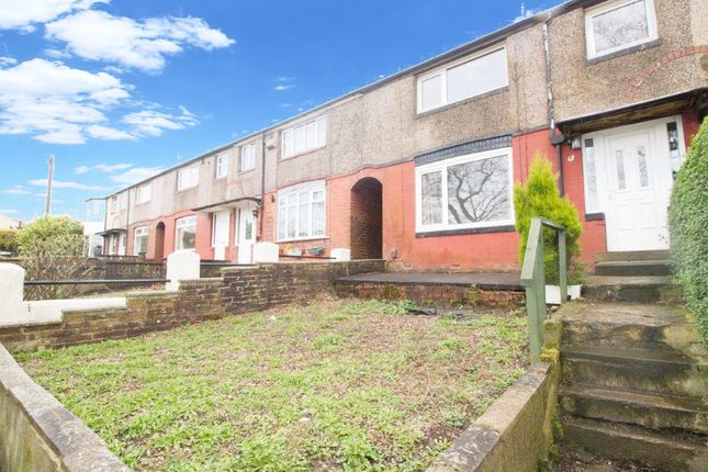 Thumbnail Terraced house to rent in Hazelhurst Road, Queensbury, Bradford