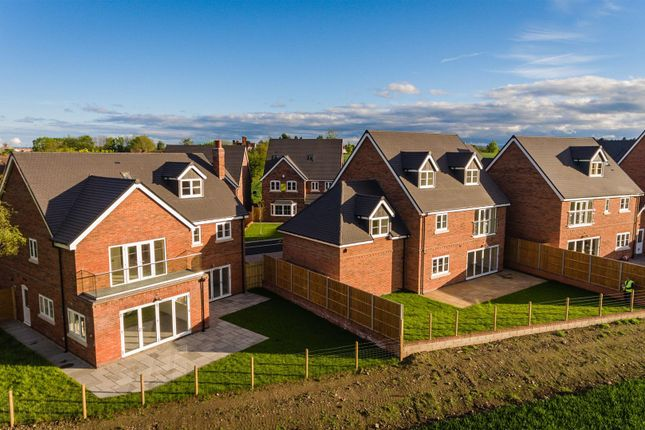 Drone Image 10 of 10 Winney Hill View, Ellesmere Road, Shrewsbury SY1