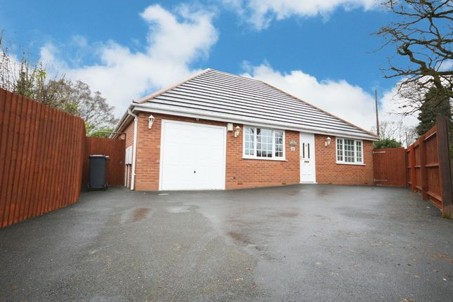 Thumbnail Detached bungalow for sale in Streetsbrook Road, The Bridle Path, Shirley