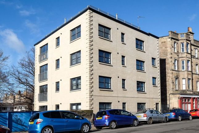 Thumbnail 3 bedroom block of flats for sale in 56 Craighall Road, Edinburgh