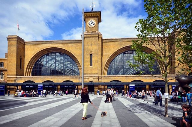 Kings Cross, London N1
