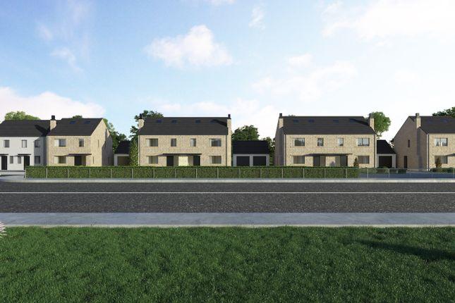 Thumbnail Semi-detached house for sale in Rectory Road, Castle Carrock, Brampton, Cumbria