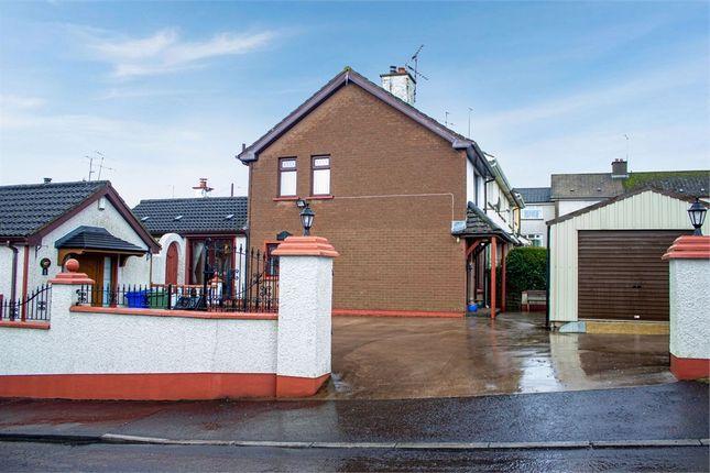 Thumbnail End terrace house for sale in Jubilee Hill, Trory, Ballinamallard, Enniskillen, County Fermanagh