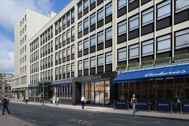 Thumbnail Office to let in Yorkshire House/ Yorkshire Hub, Greek Street, Leeds