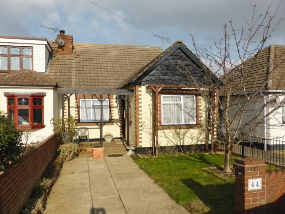 Thumbnail Bungalow for sale in South Benfleet, Essex, .