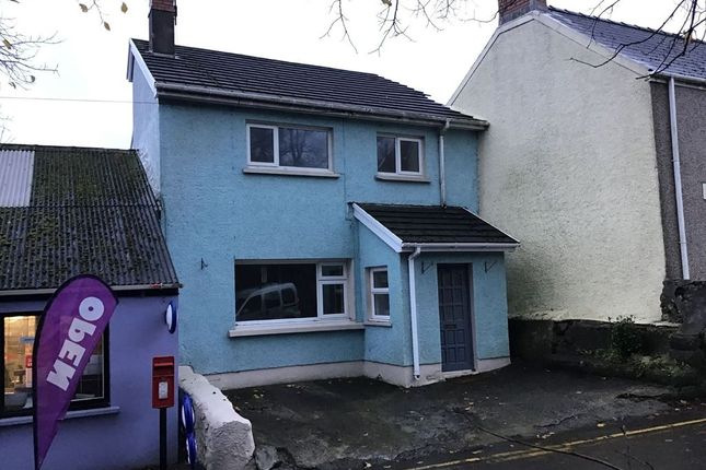 Thumbnail Terraced house to rent in Main Street, Llangwm, Haverfordwest