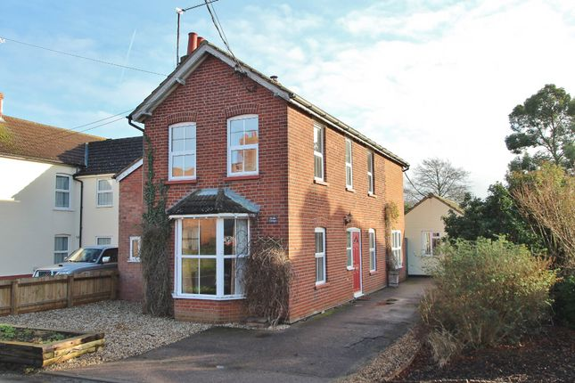 Thumbnail Detached house for sale in Elmswell, Bury St Edmunds, Suffolk