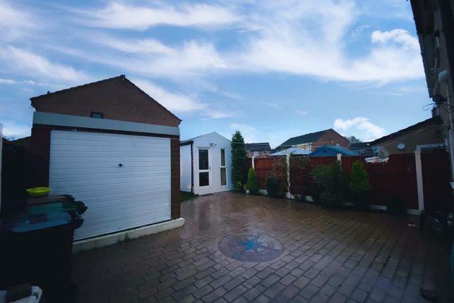 Garage of Quick Hill Road, Stenson Fields, Derby DE24