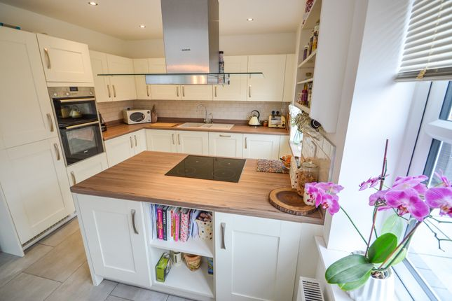 Thumbnail Detached house for sale in Hartland Drive, Spring Park, Mapperley