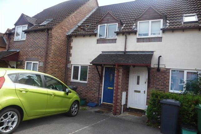 Thumbnail Terraced house to rent in 2 Brockeridge Close Quedgeley, Gloucester, Gloucester