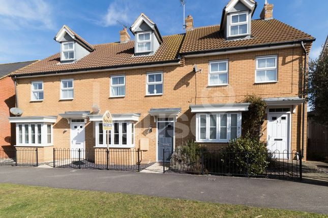 Thumbnail Terraced house for sale in Plover Road, Minster On Sea, Sheerness