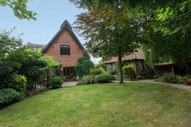 Thumbnail Barn conversion for sale in Low Road, Keswick, Norwich