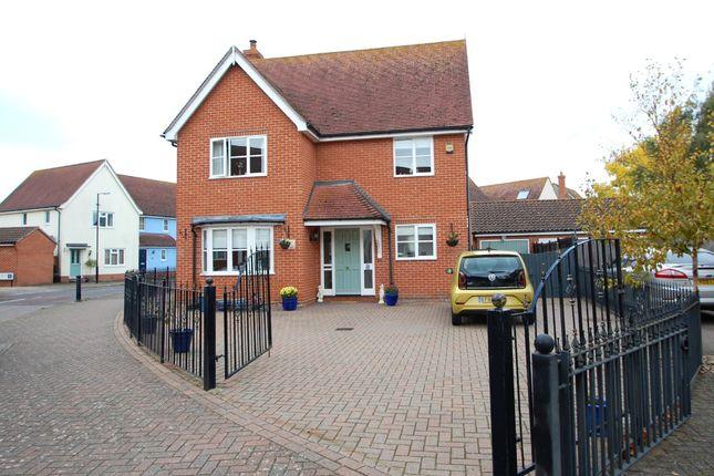 Thumbnail Detached house for sale in Kiltie Road, Tiptree, Colchester