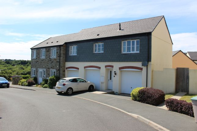 2 bed flat to rent in Chygoose Drive, Truro TR1