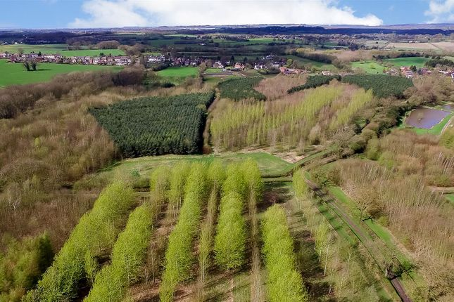 Thumbnail Land for sale in Spring Lane, Swannington, Coalville