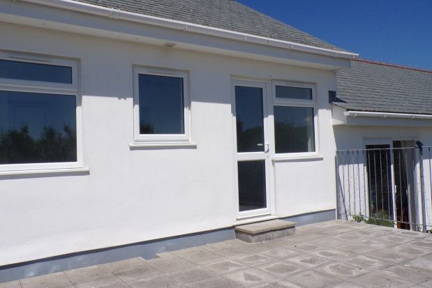 Thumbnail Bungalow to rent in Lewenek, Vicarage Hill, Mevagissey, St. Austell