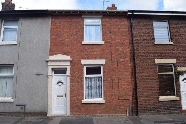 2 bed terraced house to rent in Brandiforth Street, Bamber Bridge, Preston PR5