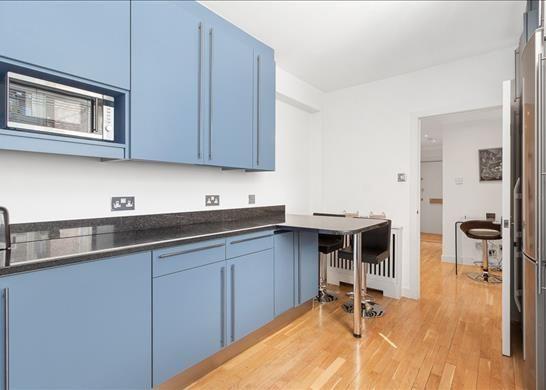 Kitchen of Chancellor House, Kensington, London SW7