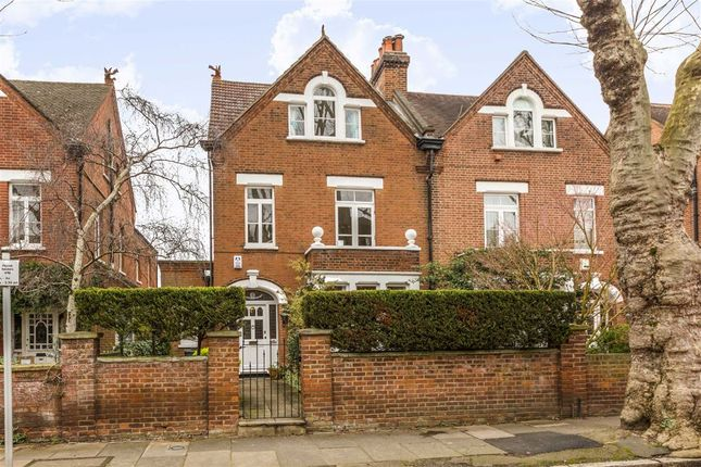 Thumbnail Semi-detached house for sale in Waldegrave Gardens, Twickenham