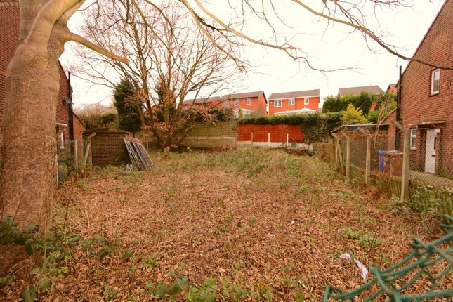 Thumbnail Land for sale in Chester Avenue, Dukinfield