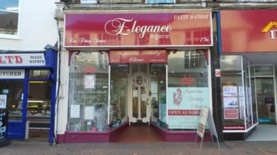 Thumbnail Retail premises to let in 73A High Street, Ashford, Kent