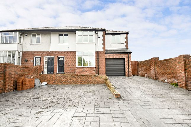Thumbnail Semi-detached house for sale in Keresforth Hill Road, Barnsley