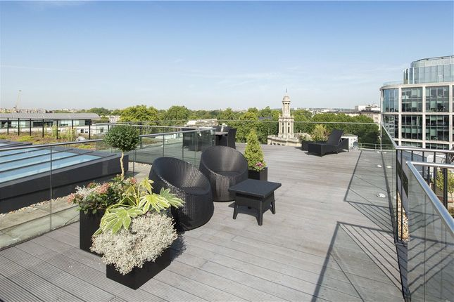 Thumbnail Property for sale in Penthouse, Bolsover Street, London