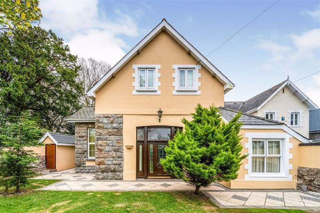 Thumbnail Semi-detached house for sale in Queen Victoria House, Heywood Lane, Tenby