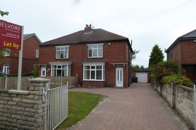 Thumbnail Semi-detached house to rent in 306 Melton Road, Sprotbrough