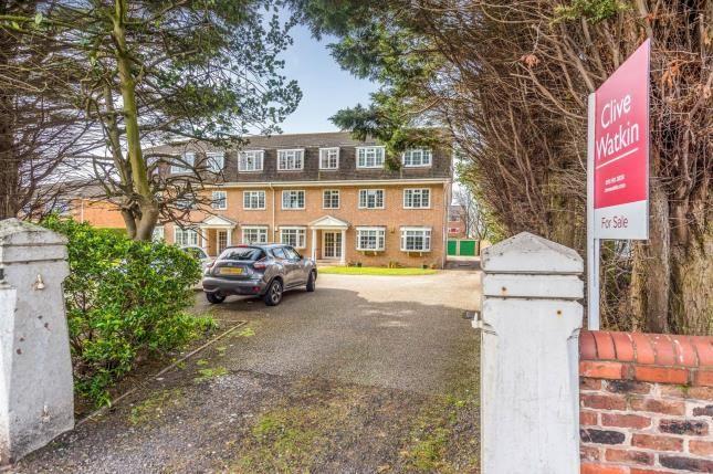 Thumbnail Flat for sale in Warrenhurst Court, 9 Warren Road, Blundellsands, Merseyside