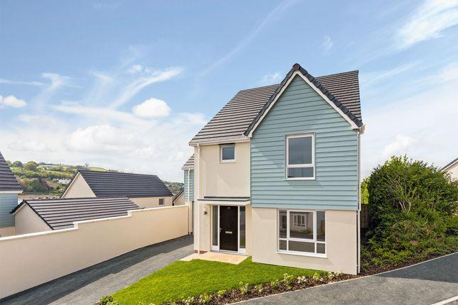 "Thumbnail Detached house for sale in ""The Kennford"" at Primrose, Weston Lane, Totnes"