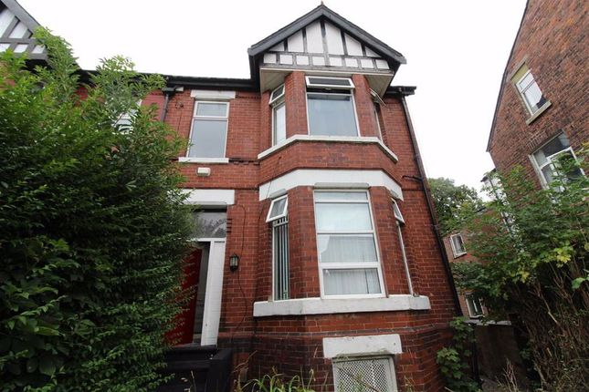 Thumbnail Terraced house for sale in Granville Road, Fallowfield, Manchester