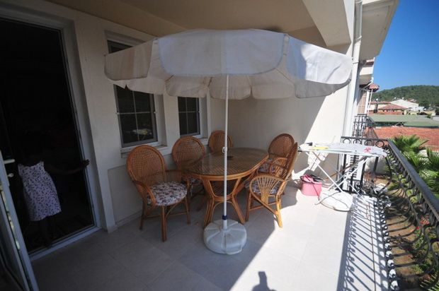 Large Dining Terrace