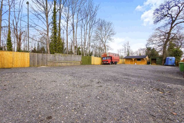 Thumbnail Land for sale in St Anns Road, Chertsey